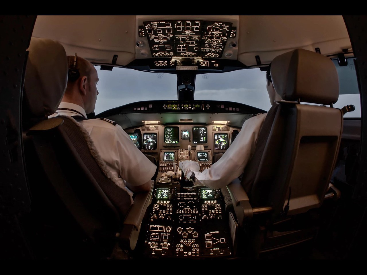 flying,aviation,CRJ,cockpit